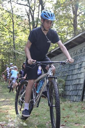 Mountain Biking at Page Hill