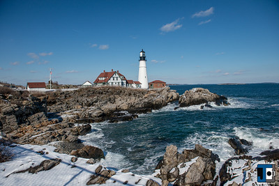 Maine Head Light