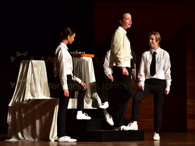Napier Girls' High School: Othello - Act I sc i, iii