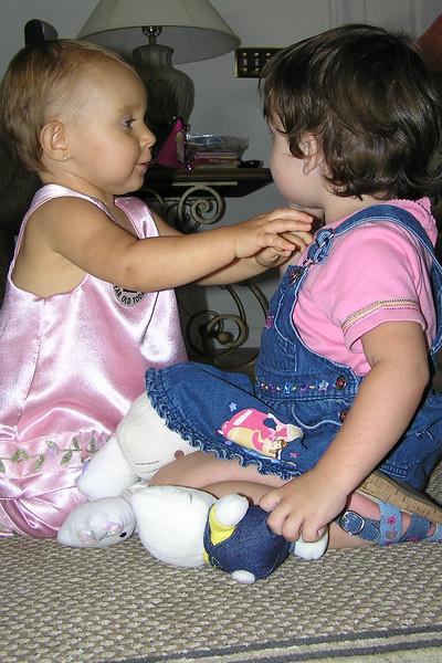 2005-09-11   Yazmine First Birthday - Orlando