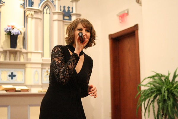 Danielle Palensky Senior Recital