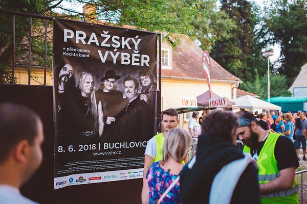 Prazsky Vyber :: Buchlovice 2018