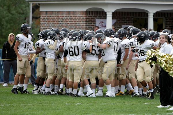 Berks Catholic vs Wyomissing High School Football 2012 - 2013