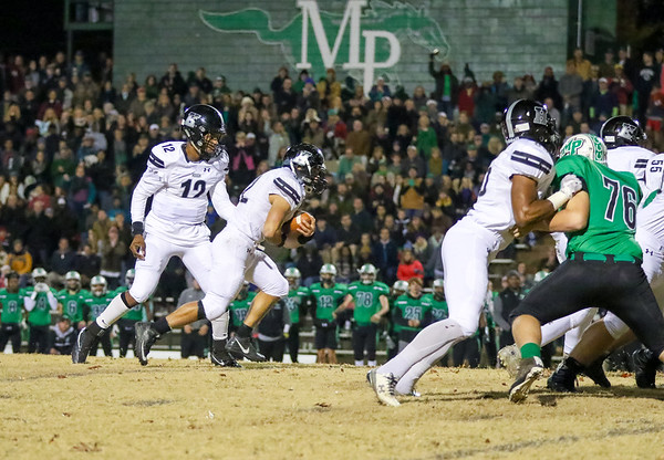2017 Hough at Myers Park