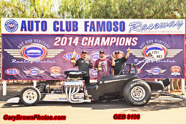 Mark Whynaught  E737  NEI Heritage Points Champion 2014 & Event Champion Fall Championship
