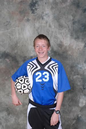 Beck Boy's Soccer 2009-2010