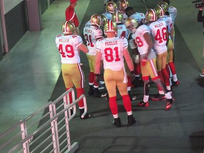 49ers @ Cardinals 12/11/11