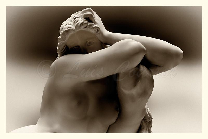 Eve après le péché, Eugène Delaplanche, Orsay