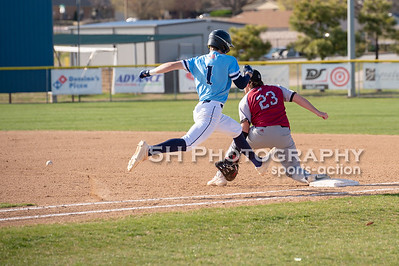 HarBer vs Springdale- Baseball