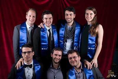 Remise des diplômes - Promotion 2014
