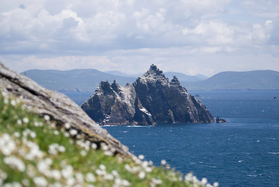 Skelligs, June 2009