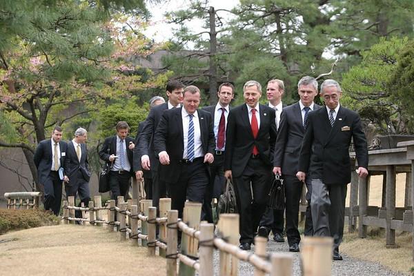 Event 2010 Visit by Prime Minister Lars Løkke Rasmussen - Medico