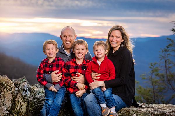Hughes Family Portrait 2020