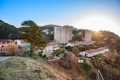 Helleveien, Bergen