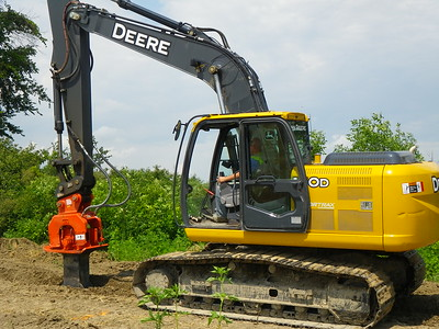 C6C Plate Compactor / Driver