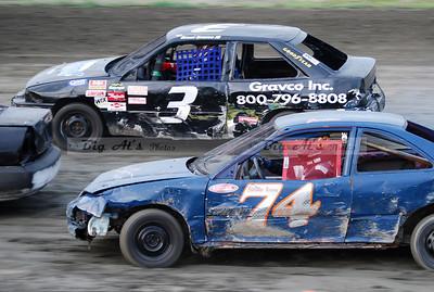 Canaan Dirt Speedway 05/22/2009