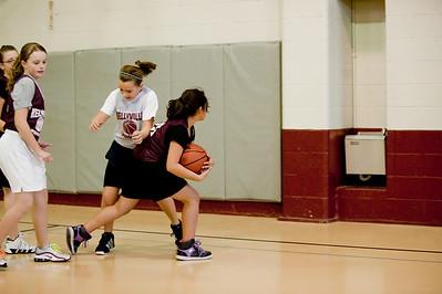 Kellyville B-Ball 01-22-2011
