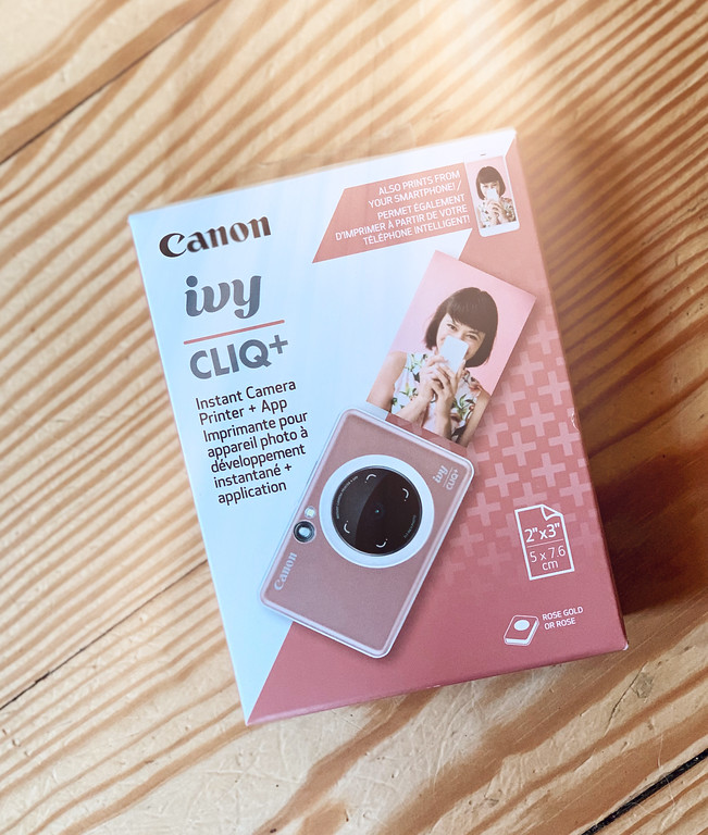 Time to capture your best summer memories with a Canon IVY CLIQ /CLIQ+ Instant Print Camera. Makes for family-friendly fun! #ad @canonusa #canonIVY @BestBuy