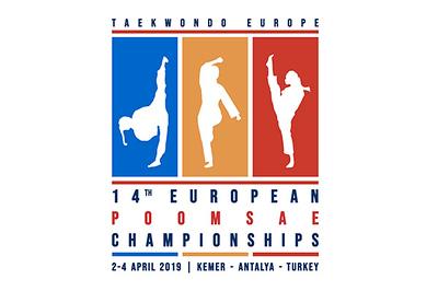 2019 European Poomsae Championships