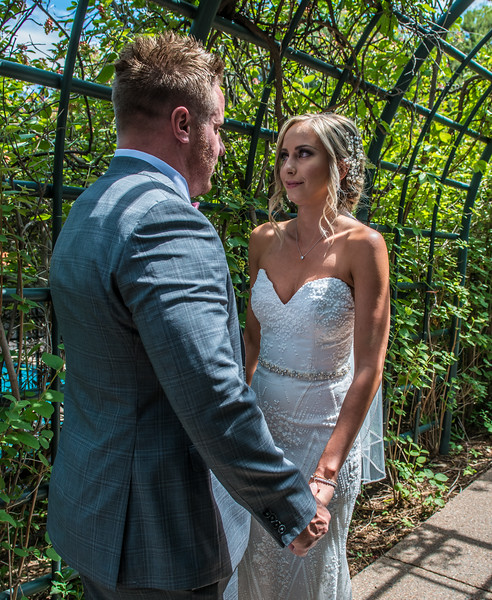 CARRIE AND CLAYTON FIRST LOOK AND POSED PHOTOS