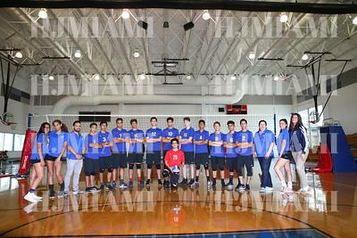 Boys varsity Volleyball 3-5-19