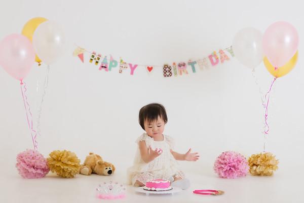 Diane 1st Birthday