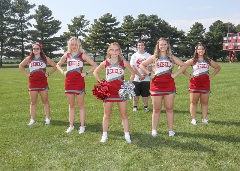SN MS/HS Cheerleading 21-22