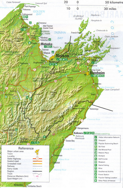 384_South Island, East Coast Map. Between Picton and Kaikoura.jpg