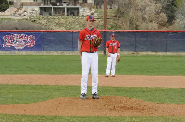Baseball SHS vs Orem 3-29-2012