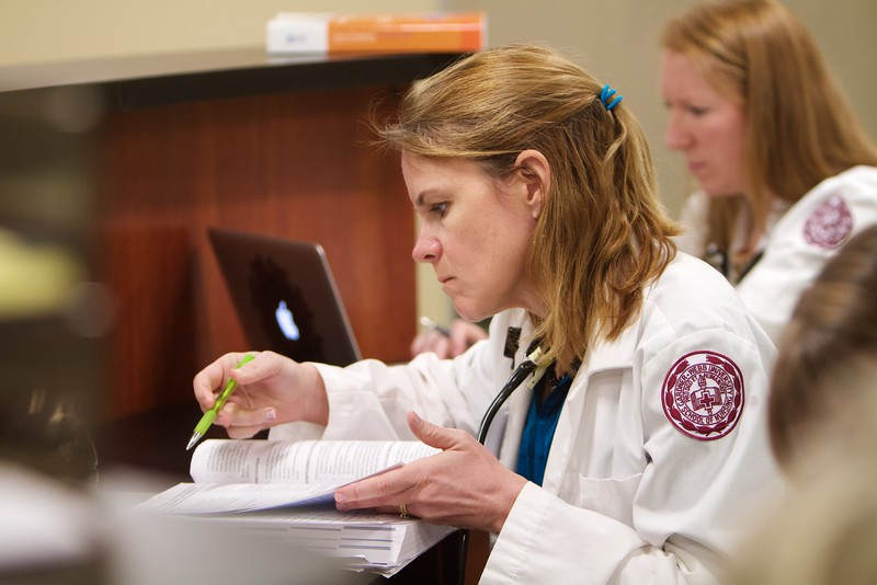 Family Nurse Practitioner students; Spring 2016