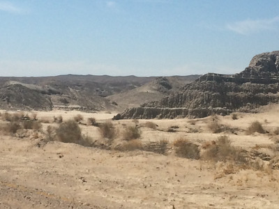 Dakar Training 7/2014