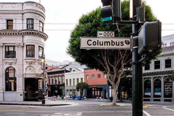 Columbus Ave.