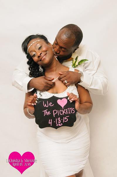 Pickett Wedding Photobooth