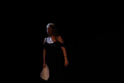 Ophelia by Emma White