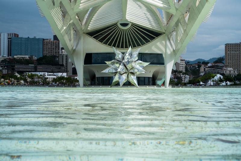 The Museu do Amanhã (Museum of Tomorrow)