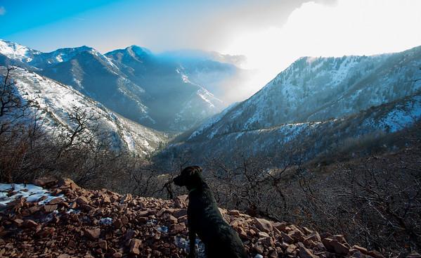 Grandeur Peak hike
