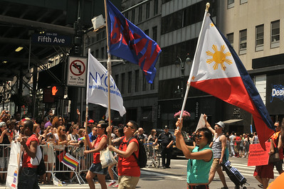 GAY  PRIDE  PARADE  NYC   2014  (4)