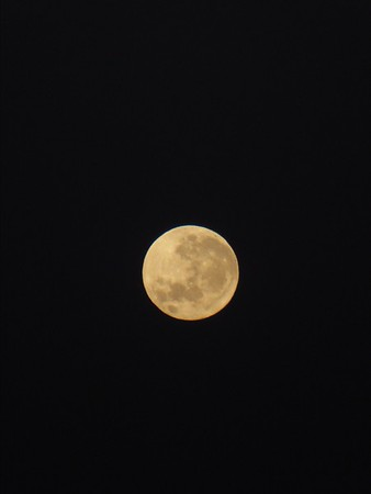 The Last of the Super Moon
