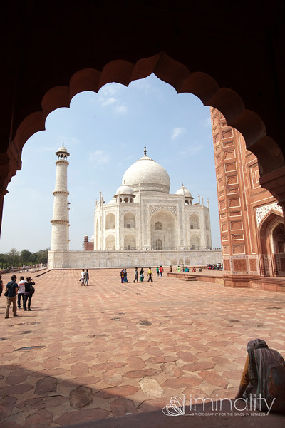 India || Taj Mahal & Agra