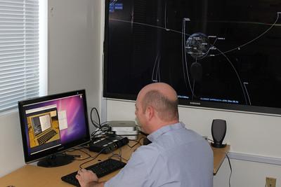 Haystack UHF Track of Asteroid 2012 DA14