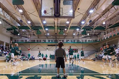 Boys Basketball February 2, 2016