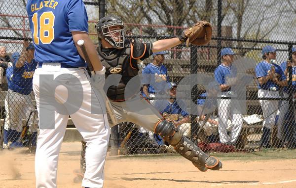 2008-04-24 E.Rock HS Baseball vs Lawrence HS, 3-8