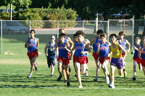 2005-09-27 Big 9 League Meet @ Eastmont