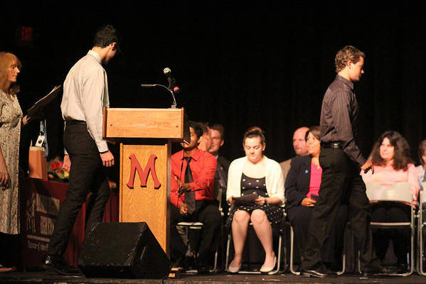 2014 MRHS Senior Awards