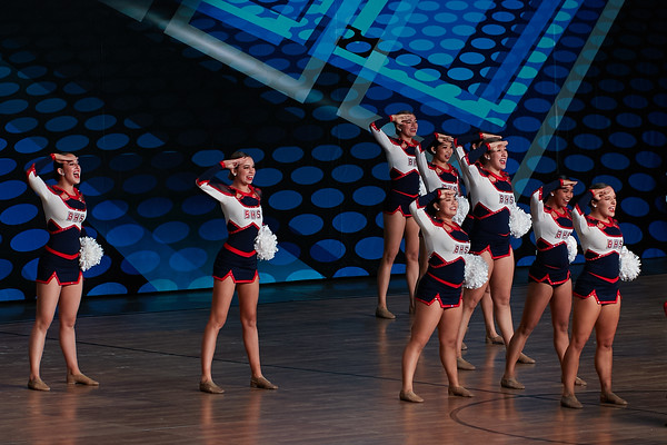 Large Dance POM Finals USA Ntls 2019