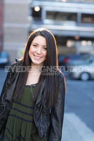 Senior Portrait: Cara