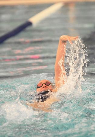 Norristown swims against Bensalem