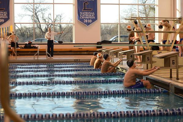 2018 Loyola Swimming - 01-26-2018 - McDonough