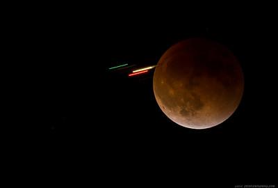 Palomar Blood Moon  27SEP15