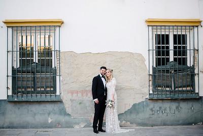 Wedding Aine + Sean
